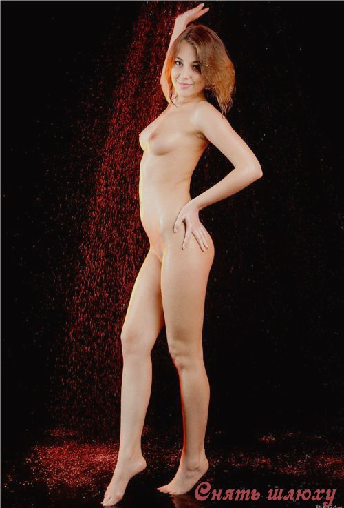 Ивэнджелина ВИП: куннилингус